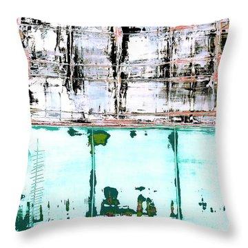 Art Print Carneval Throw Pillow