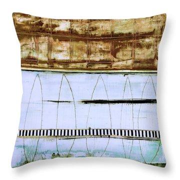 Art Print Malibu Throw Pillow