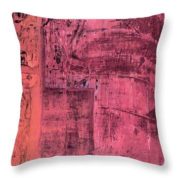 Art Print Redwall 3 Throw Pillow