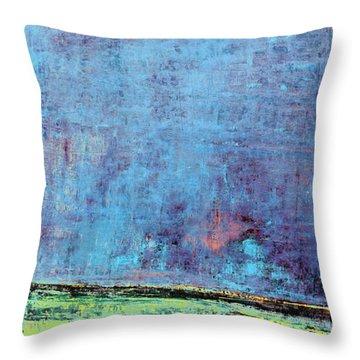 Art Print Sierra 14 Throw Pillow
