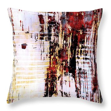 Art Print Sierra 9 Throw Pillow
