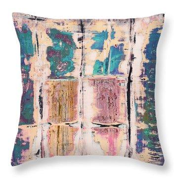 Art Print Square 8 Throw Pillow