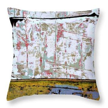 Art Print Square 9 Throw Pillow
