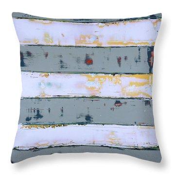 Art Print Stripes Throw Pillow