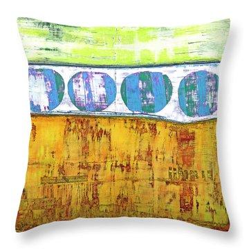 Art Print Venice Throw Pillow