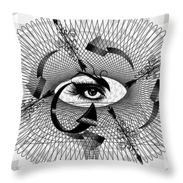 Art Redux Throw Pillow