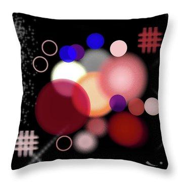 Art_0002 Throw Pillow