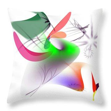 Art_0004 Throw Pillow
