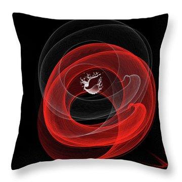 Art_0005 Throw Pillow