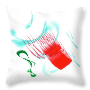 Art_0006 Throw Pillow