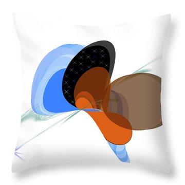 Art_0010 Throw Pillow