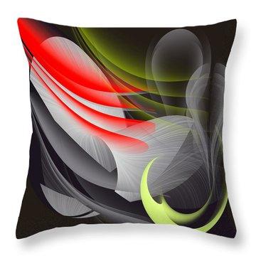 Art__0012 Throw Pillow