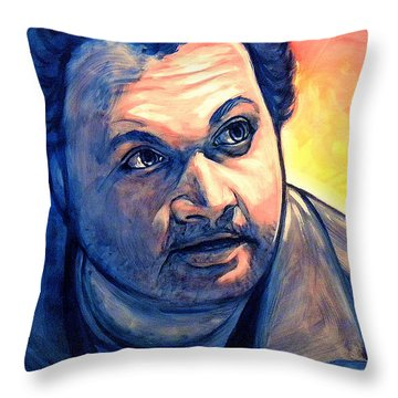 Howard Stern Throw Pillows