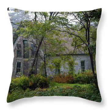 Artist Hideout Throw Pillow