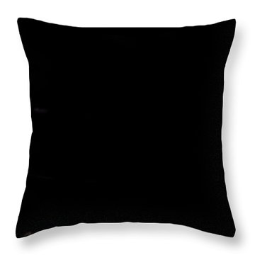 Artist In The Nude Throw Pillow