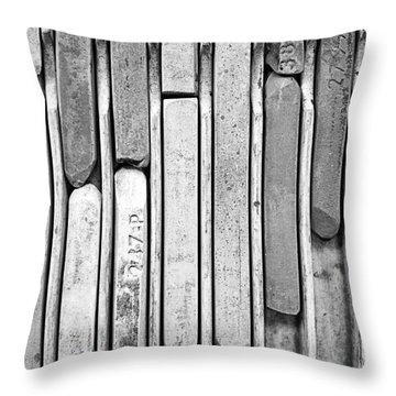 Artist's Chalks 8x10 Throw Pillow