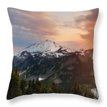 Artist's Inspiration Throw Pillow by Ryan Manuel