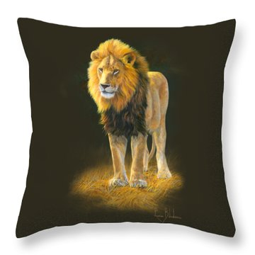 In His Prime Throw Pillow