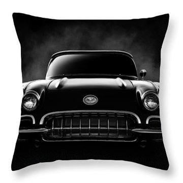 Circa '59 Throw Pillow