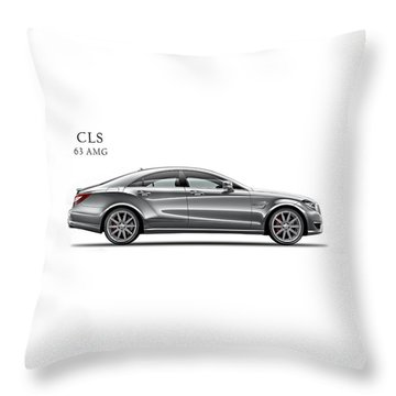 Mercedes-benz 300 Sl Throw Pillows