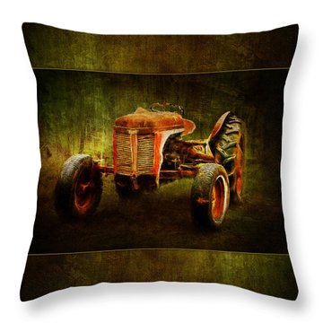 Ferguson Waiting On Lagest Throw Pillow