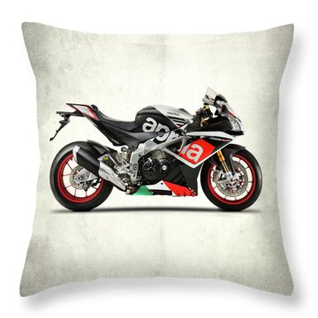 The Rsv4 Rf Throw Pillow by Mark Rogan