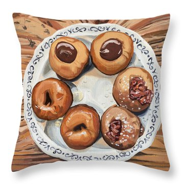 Pure Heaven Throw Pillow by Nathan Rhoads