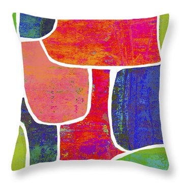 Intelligent Women Throw Pillow