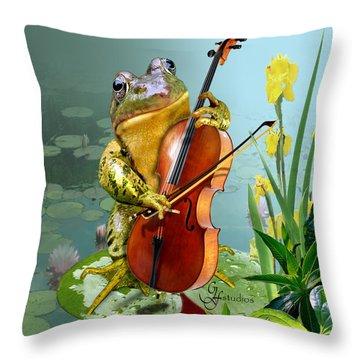 Gina Femrite Throw Pillows