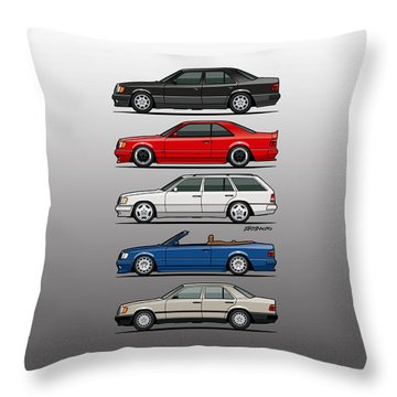 Amg Throw Pillows
