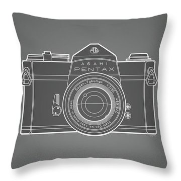 Made In Japan Throw Pillows