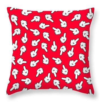 Trippy Throw Pillows