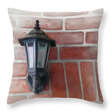 Lantern Throw Pillow