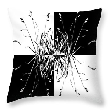Organic Enhancements 10 Throw Pillow