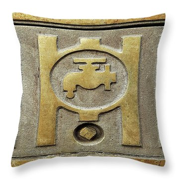 On Tap Throw Pillow