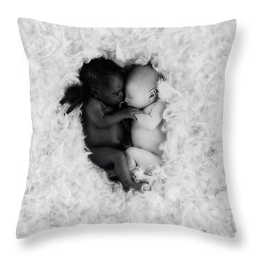 Angel Throw Pillows