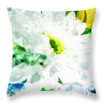 I Will Be Glad And Rejoice In Thee Throw Pillow
