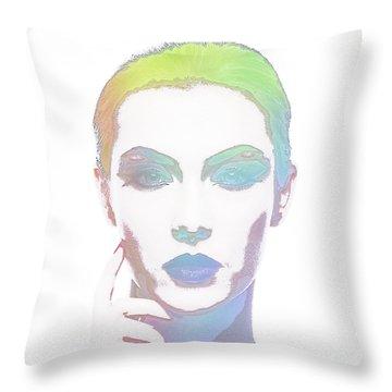 Simply Irresistable Throw Pillow