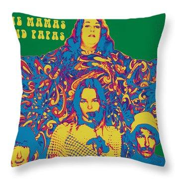 The Mamas And Papas Throw Pillow