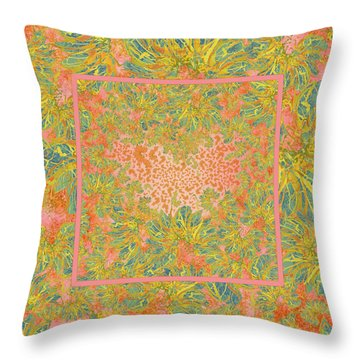 Love Nest 2 Throw Pillow