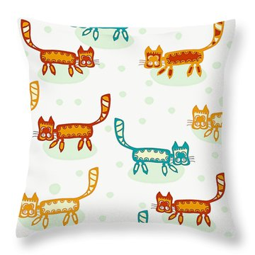 Matthieu 8 20 Throw Pillow