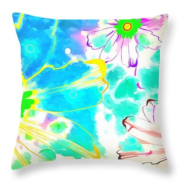 You Are A Child Of God Throw Pillow
