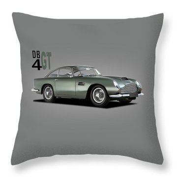 The Db4gt Throw Pillow