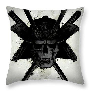 Warrior Throw Pillows