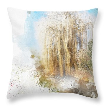 1 Corinthians Chapter 10 Next Throw Pillow