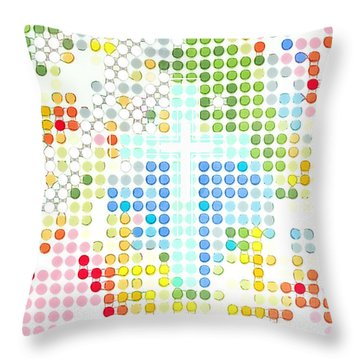 Joyfully Throw Pillow