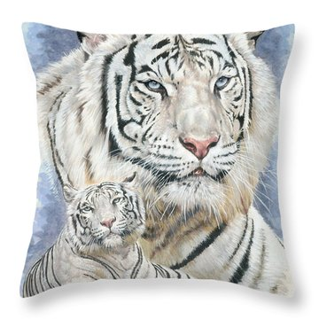 Dignity Throw Pillow