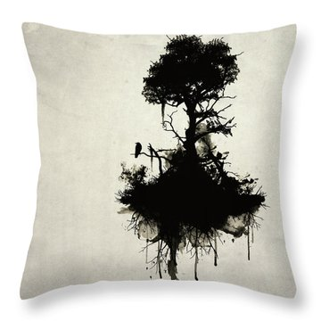 Branch Throw Pillows