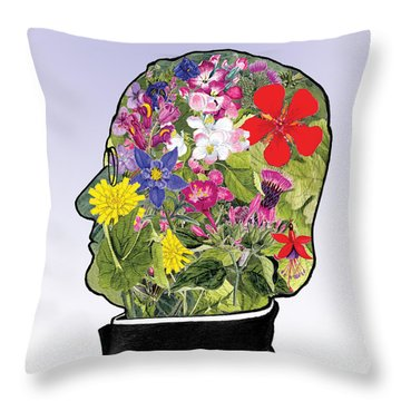 Mendel Throw Pillow