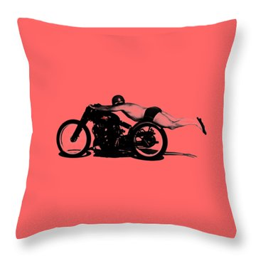 Roland Rollie Free Throw Pillow